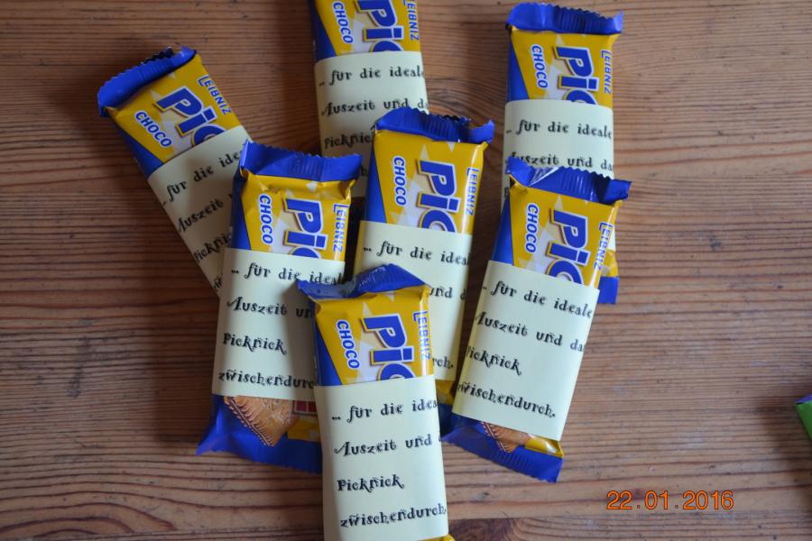 Snickers wenns mal wieder länger dauert